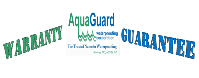 AquaGuard Waterproofing | Warranty