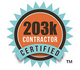 Basement Waterproofing | 203K Contractor