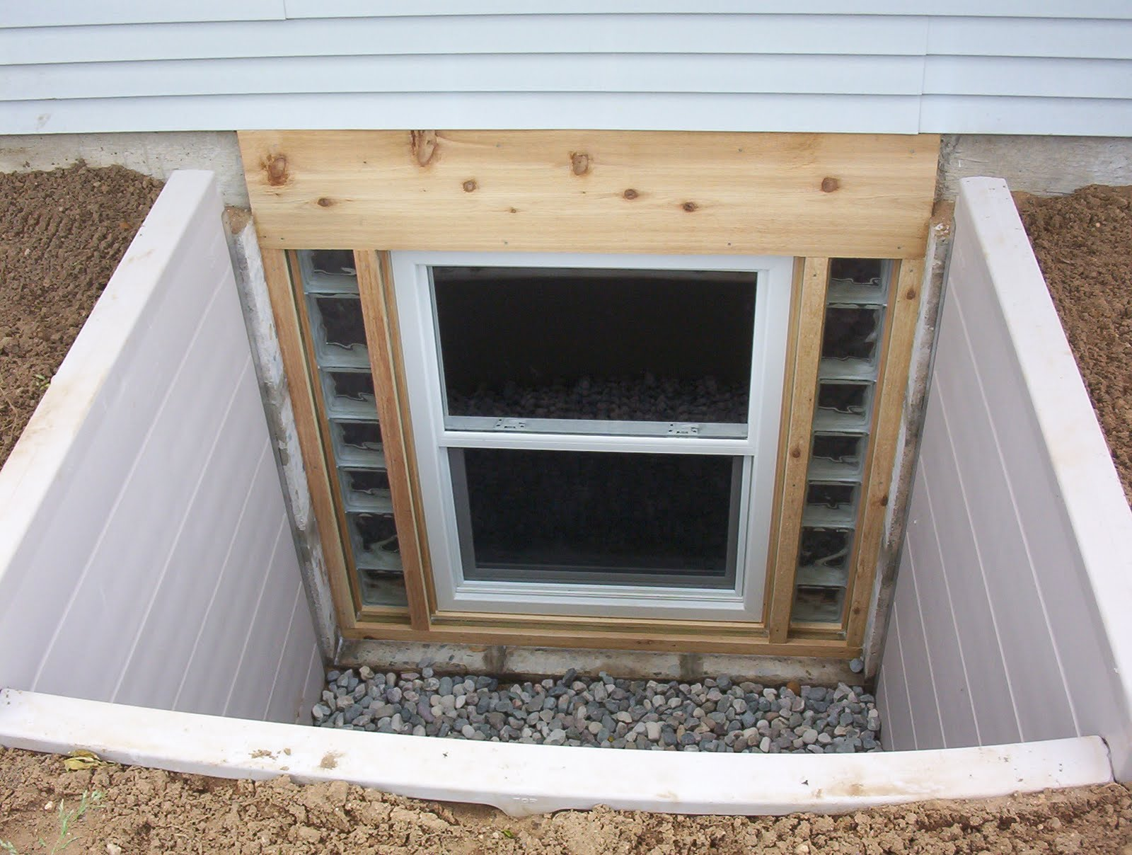 Egress window installation aquaguard waterproofing for Window replacement contractor