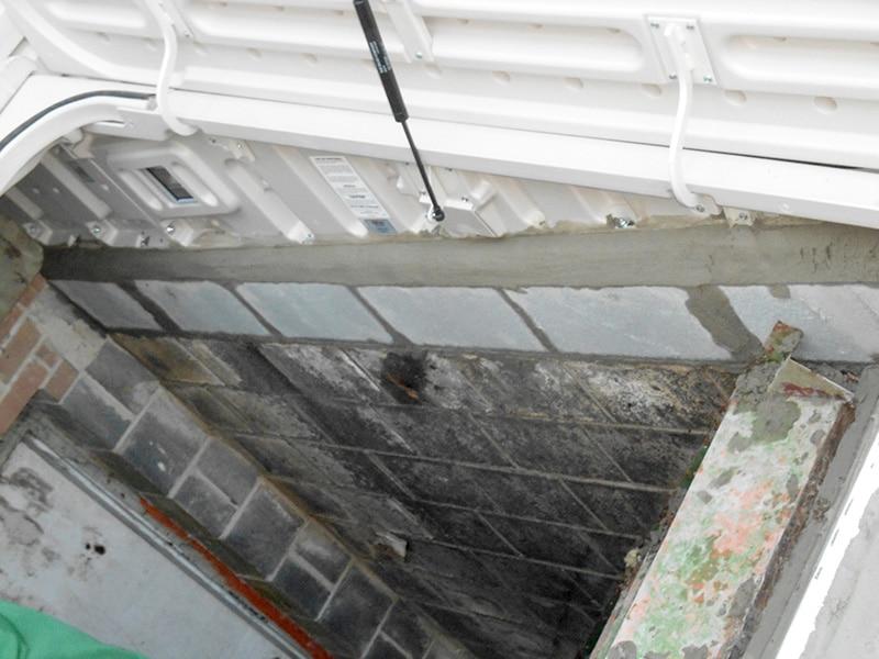 Basement entry doors aquaguard waterproofing for Bilco doors