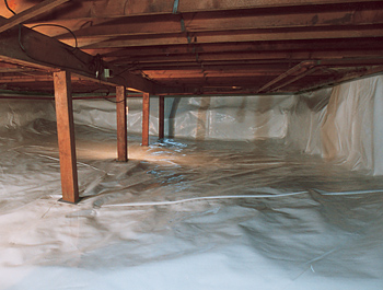 Crawlspace Waterproofing | Germantown, MD | AquaGuard Waterproofing