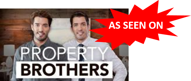 property brothers as seen on