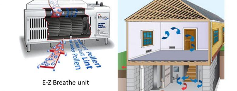 Indoor Air Quality | AquaGuard Waterproofing | Beltsville, MD