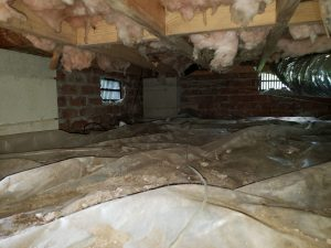Crawlspace Waterproofing | Washington, D.C. | AquaGuard Waterproofing