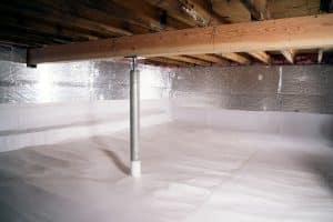 Crawlspace Waterproofing | Manassas, VA | AquaGuard Waterproofing
